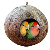 Bongles Käfig Hängenden Lanyard Für Kleintiere Sittiche Finke Sparrows Zubehör Natürliche...