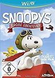 Snoopys Groe Abenteuer - [Wii U]