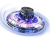 FLYNOVA Fliegendes Spielzeug, Mini-Drohne Flug Spielzeug UFO Drohne Hubschrauber Fliegender Spinner...
