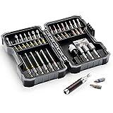 Bosch Professional 2607017164 43tlg (Zubehör für Elektrowerkzeuge) Schrauber Bit Set, 1 W, 240 V,...
