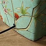 Tischlampe Schreibtischlampe American Style Tischleuchte Keramik Nachttischlampe Schlafzimmer...