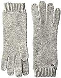 Tommy Hilfiger Damen Flag Knit Gloves Handschuhe, Grau (Grey 0ir), One Size (Herstellergröße:OS)