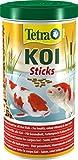Tetra Pond Koi Sticks – Koifutter für farbenprächtige Fische und eine verbesserte...