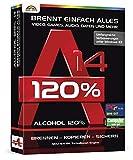 Alcohol 120% Version 14 - Brennen - Kopieren - Sichern - Virtuelle Laufwerke erstellen für Windows...