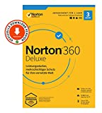 Norton 360 Deluxe 2020, 3-Gerte, Antivirus, Secure VPN unlimited, Passwort-Manager,...