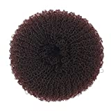 Heaviesk Hair Bun Maker Hairband Mädchen Schwamm Ring Donut Form Hairband Styler Werkzeug Magic...
