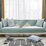 KENEL Armlehne Sofa Überwürfe Cover, Ecksofabezug Terrasse Couch Schonbezug, Sommergewaschene und...