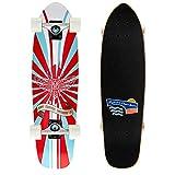 FUFU Kickscooter Cruiser Skateboard Professionelles Surfbrett 28,7'x 7,8' Ahorndeck Geeignet for...