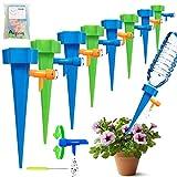 18 Stück Automatisch Bewässerung Set,Einstellbar Bewässerungssystem Garten zur Pflanzen...