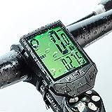 PRUNUS [Aktualisiert] Fahrrad Tachometer wasserdichte IP66 Fahrradcomputer Kabellos mit 20...