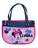 Kindergartentasche mit Namen   Personalisieren & Bedrucken   Motiv Minnie Mouse   Handtasche für...