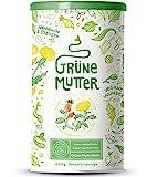 Grüne Mutter   Smoothie Pulver   Das Original Superfood Elixier u.a. mit Weizengras, Brennnessel,...