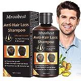 Haarshampoo, Haarwachstum Shampoo, Anti Haarverlust Shampoo, Natürliches & organisches...