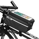 Maxiaoyun Rahmentaschen Hochwertige Mountainbike Tasche Front Beam Tasche Fahrradtasche Road Car...
