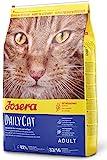 JOSERA DailyCat (1 x 10 kg) | getreidefreies Katzenfutter mit Geflügel, Kräutern und Früchten |...