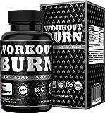 Workout Burn Workout Fatburner, schnell Abnehmen + Diät-Booster, exklusive Formel für noch...