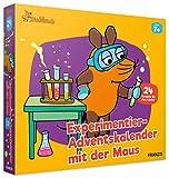 FRANZIS Experimentier-Adventskalender mit der Maus | 24 Experimente zum Staunen, Lachen und Rätseln...