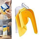 KFGJ Dichtungsclip für Milch, Milchkarton-Verschlussklammer, Flaschengriff Mit Verschlussklammer,...