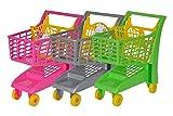 Simba 104503027 - Einkaufswagen, farblich sortiert