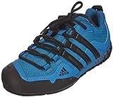 Adidas Terrex Swift Solo D67033 Herren Outdoor Fitnessschuhe, Blau (Dark Solar Blue S14/Black...