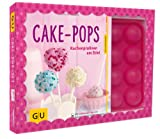 GU Gräfe und Unzer KüchenRatgeber Cake-Pop-Set + Silikonbackform Backbuch backen 8788: Plus...