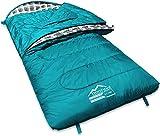 Limitierter Outdoor Schlafsack mit Inlett - 4-in-1-Funktionsschlafsack - EXTREM 'Antarctica' bis...