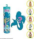 Barbie GTP43 - Color Reveal Puppe mit Enthüllungseffekt mit 1 Überraschungspuppe und 7 weiteren...