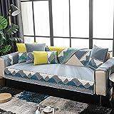 Suuki Dekorative sofaläufer,Couch Auflage,Couch überzug,Sofa Cover,Sofa Auflage,sesselläufer für...