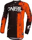 Oneal ELEMENT JERSEY Ausrüstung für Fahrrad- und Motocross, M, Orange