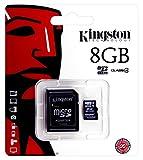 Speicherkarte für HP ProBook 640G1Notebook PC (H5G64ET)–Kingston 8GB microSDHC Class...