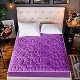 Nuanxin Matratzenset Simple Clip Cotton Bett Li / 6 Face Dirty Printing Bett...