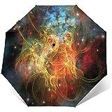 Weltraum-Universum-Reiseschirm-Sonnenschirm-Leichter winddichter...