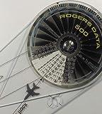 Rogers Data Navigationszirkel 500 für Flugnavigation