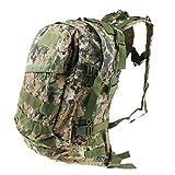 SaniMomo Rucksack Für Militär Taktik Camping Wanderung Jagd Abenteuerreisen Im Freien - # 1