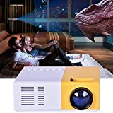 Joojun Mini-Projektor, tragbar, fr Heimkino, Full HD