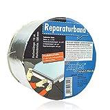 Alu Bitumenband selbstklebend 150 mm x 10 Meter, alukaschiertes Reparaturband aus dauerelastischem...