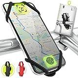 Bone Collection Face ID kompatibel, Anti-rutsch Fahrrad Handyhalterung für die Lenkstange, 4-6,5...