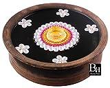 Bombay Haat schwimmender Teelichthalter für Hochzeit, Party, Spa, Brautdekoration, Reiki,...