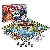 DFGHJKNN Monopoly Pokemon Brettspiele Spielzeug Multiplayer Party Game - Englische Version