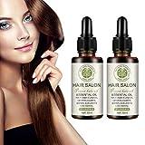 2pcs, Haar Vitamin Serum Nachwachsen Haarpflege l Behandlung Fr Haar Rein, Anti-haarausfall Frdern...