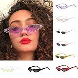 ToDIDAFA Polarisierte Sonnenbrillen Wanderbrille , Oval Glasses Unisex Mode Mehrfarben verschiedene...
