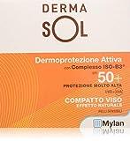 Dermasol Creme Kompakt Natureffekt mit Sonnenschutz Sehr hohe Wasserbestndigkeit - 100 g