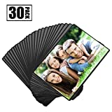 Magnetische Fototaschen, Magiclfy 30 Stck Magnet Bilderrahmen Fotorahmen fr Fotos Postkarten von 10...