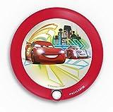 Philips Disney Cars LED Nachtlicht, rot, 717653216