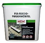 MEM Fix-Fertig Fugenmörtel basalt 25 kg