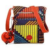 Kipling Damen El Dorado Solid Crossbody Tasche, Mehrere (Ethnischer Druck), Einheitsgröße