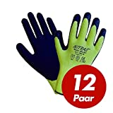12 Paar NITRAS 1603W Winter Blocker Winterhandschuhe - Gre 10