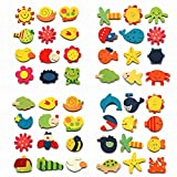 yqs Kühlschrankmagnet 12 Teile/Satz Kühlschrank Magnet für Kühlschränke Baby Nette Magneten...