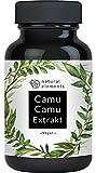 Camu-Camu Kapseln - Natürliches Vitamin C - Vergleichssieger 2020* - 180 vegane Kapseln für 6...