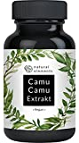 Camu-Camu Kapseln - Natürliches Vitamin C - Vergleichssieger 2019* - 180 vegane Kapseln für 6...